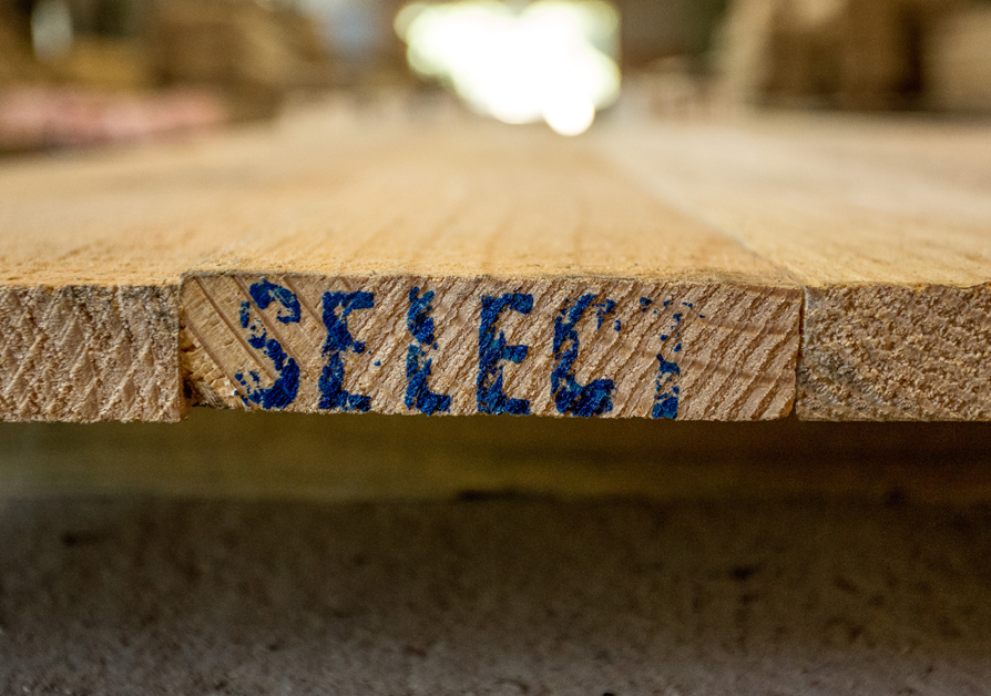 Industrial Timber Information - Products - Rance Timber