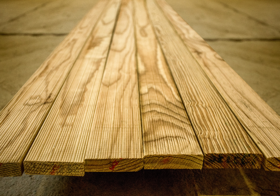 Ribbed Decking Moulded Timber Products Rance Timber